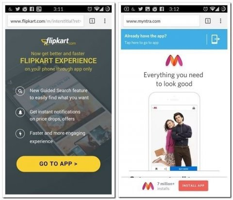 Is App-Only Strategy Profitable in Indian Ecommerce Industry