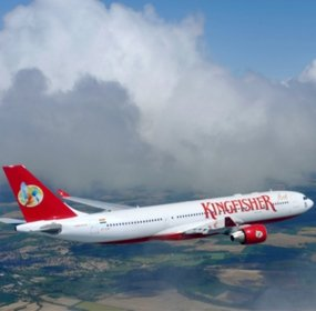 Case study on kingfisher airlines