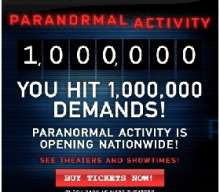 The Viral Story of Paranormal Activity