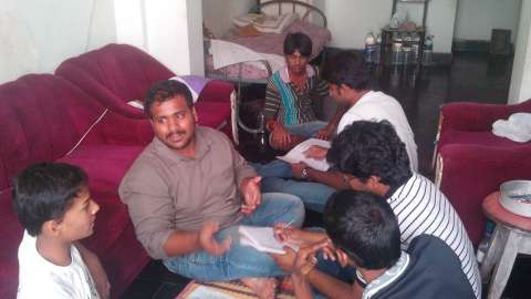 Sahaya- How engineering students are changing society
