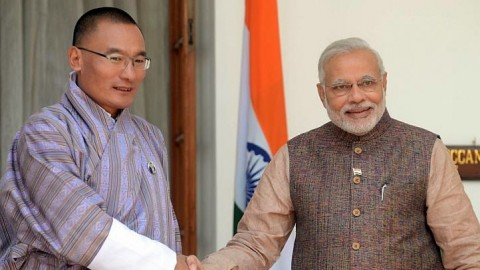 Modi's foreign policy- Challenge to China?