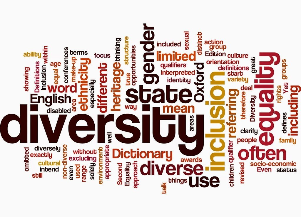 management of diversity in organization Luke visconti's ask the white guy column is a top draw on diversityinccom visconti, the founder and ceo of diversityinc, is a nationally recognized leader in diversity management.