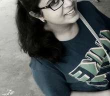 I am passionate about learning and trying out new things, Sadaf Zia NMIMS Mumbai 2016-18