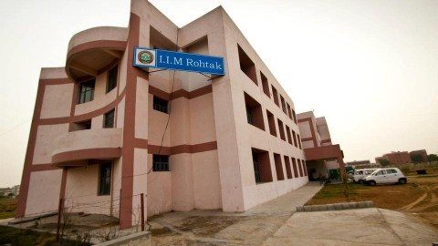 IIM Rohtak Placements 2015: 61 Companies on campus