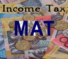 Minimum Alternate Tax (MAT) and its impact on FIIs