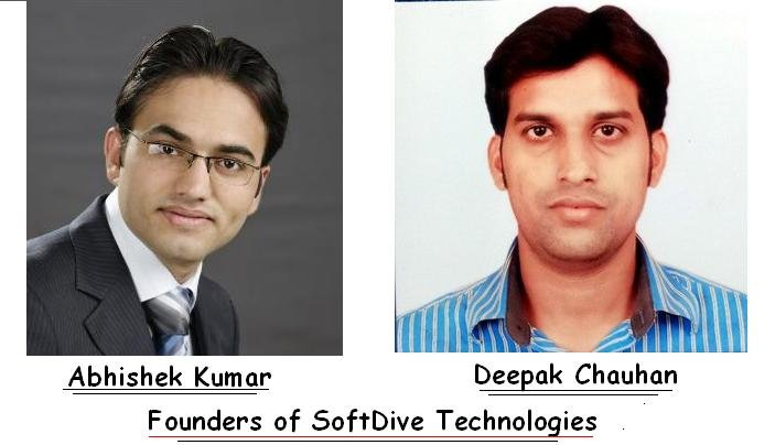 Rendezvous with Founders of SoftDive Technologies