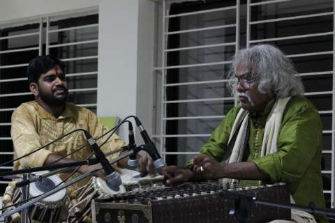 SPICMACAY XIMB-XUB Chapter invites music maestro to deliver a spellbinding performance