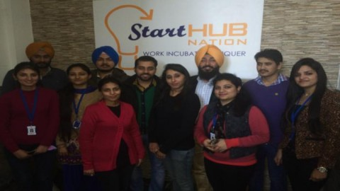 A glimpse into the Co-working world of StartHub Nation