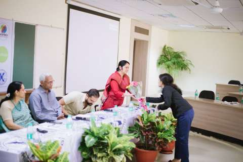 Xavier School of Sustainability hosts Wipro Earthian Programme